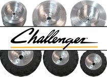 Challenger banden & velgen Custom made