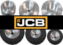 JCB Velgen & Banden Custom Made