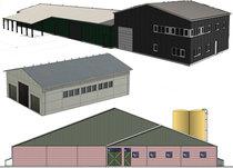 Stal, loods, schuur & gebouw