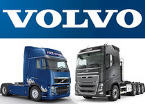 Volvo Transport Pré-Cut Decals