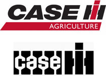 CASE IH Pré-Cut decals