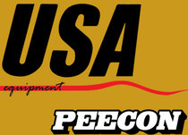 USA Equipment Peecon Pré-Cut Decals