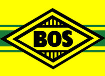 BOS BOLSWARD Pré-Cut Decals