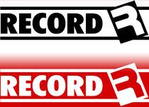 RECORD Pré-Cut Decals
