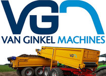 VGM Van Ginkel Machines Pré-Cut Decals