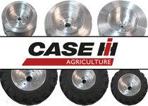 Case IH Velgen & banden Custom made