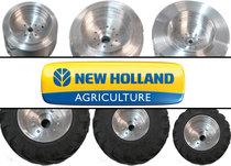 New Holland velgen & banden Custom made