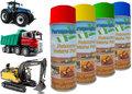 Landbouw-kleur-spuitbus