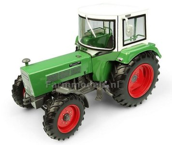 Fendt Farmer 106 S Turbomatik 4WD met Fritzmeier Cabine 1:32 Universal Hobbies UH5312   EXPECTED
