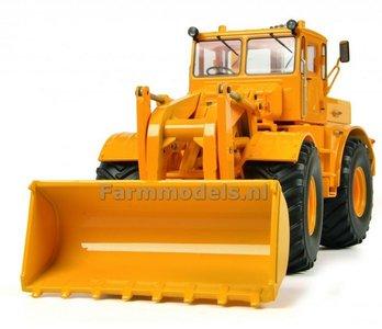 Kirovets K-700 M Shovel Geel 1:32 Schuco SCH7709