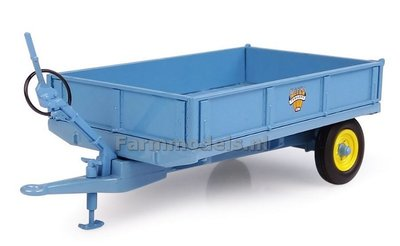 Weeks Popular 3.5T Trailer 1:32 Universal Hobbies UH6215   EXPECTED 2020