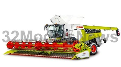 Claas Lexion 8900 + Convio Wiking 1:32  EXPECTED 2020