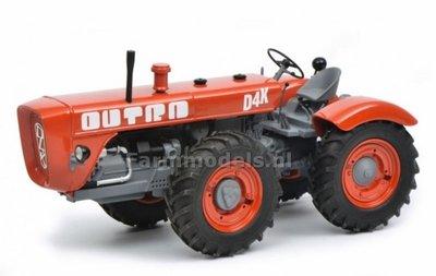 Dutra D4K Rood - Lim. Ed. 500  1:32 Schuco S8973