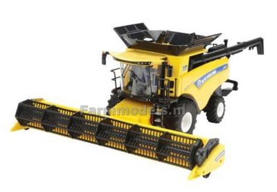 45th Anniversary New Holland CR 9.90 op Banden Limited Edition 1:32, Britains 2020 BR43270