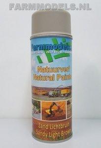 92013 Licht Bruin Natuurtintserie - Farmmodels Extra Mat !!