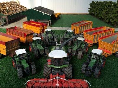044. Voorbeeld foto's Fendt 514 Farmmodels editie, op betere banden