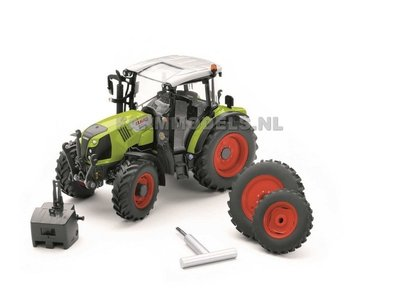Claas Arion 460 + set cultuurwielen 1:32 WK70655