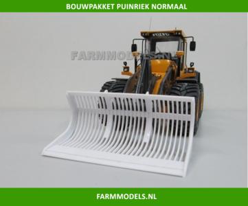Puinriek Normaal BOUWKIT, geschikt voor koppeling snelwissels 55001 t/m 55050 & Volvo VAB-STD 1:32