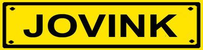 OVE-00078 Stickers (nummerbord met 1x eigen naam, 3 stuks)