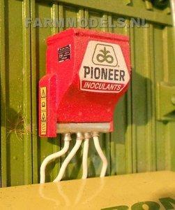 Pioneer Inoculants Bak / verdeler bouwkitje 1:32