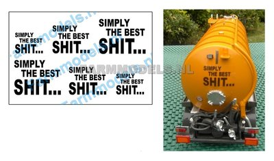 SIMP-00050 SIMPLY THE BEST SHIT