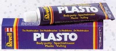 939607 Plamuur / Vulpasta Revell tube