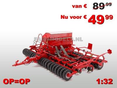 65700 Horsch Sprinter 8 ST - Zaaicombinatie 1:32 RS60132, Farmmodels Crazy Sales, superstunt aanbiedingen
