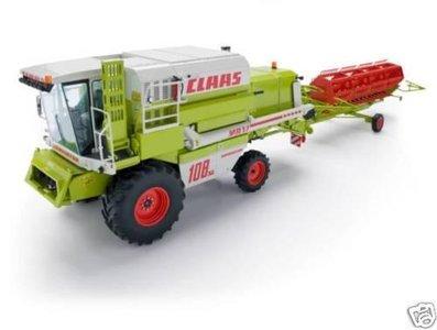 Claas Dominator 108 SL Maxi - combine 1:32