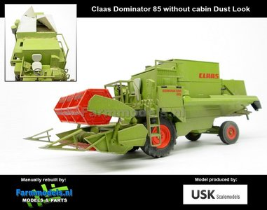CLAAS Dominator 85 zonder Cabine + Dustlook 1:32, Superstunt LAST ONES