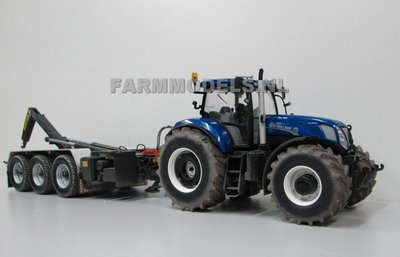 550. New Holland Blue Power T7.270