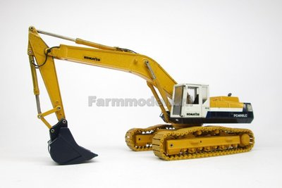 Rebuilt + Dirty Komatsu Rupskraan PC400LC Joal 1:32, LAST ONE