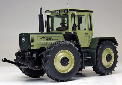 DISTEL GROEN MB Trac 1600 Turbo 1:32 Weise Toys MW1062