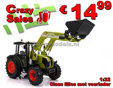 Claas Elios 230 + FL Frontlader 1:32 - MarGe Models  MM1601 SUPER SALE