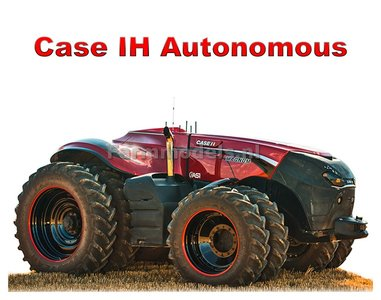 Case IH Autonomous 1:32 SCH9042 (Picture scale 1:1) EXPECTED