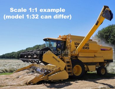 New Holland TX 66 Maaidorser 1:32 UH5332 EXPECTED, PRICE ??