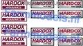00013-HARDOX-plaatstaal-stickerset