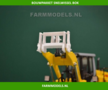 40201-Snelwissel-bok-nu-in-zwart-poly-geleverd-t.b.v.-New-Holland-ROS-Liebherr-Shovel-Revell-Volvo-Farmmodels-bouwkit
