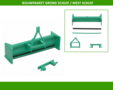 23860-Grond-schuif-Mest-schuif-bouwkitje-1:32-(03107)