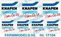 17104-KNAPEN-Trailers-stickerset-op-wit-sticker-MIDDEL-1:32