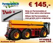 67216-Vredo-Trac-VT-7028-3-1:32-Die-Cast-model-Marge-Models-PRÉ-ORDER-(MM1802VREDO)-Expected-July-2018