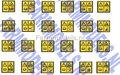 00011-Gevarenstickerset-klein-formaat