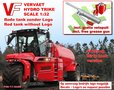 VERVAET-Hydro-Trike-RED-Tank-ZONDER-VERVAET-Logo-+-STOFLOOK-Lim.Ed.-1:32-Die-Cast-model-Marge-Models-PRÉ-ORDER-Expected-end-2018-Artikelcode:-MM1819