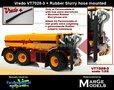 Vredo-Trac-VT7028-3-+-RUBBER-ZUIGARMSLANG-+-GRATIS-ZUIGSLANG-1:32--Marge-Models-(MM1802VREDO)
