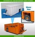 24950-Mestcontainer-container-Bouwpakket-VMR-Veenhuis-ZHE-Record-1:32-Nieuwe-lagere-uitvoering-op-Super-Single-banden