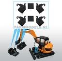 40304-4x-Extra-Lippen-+-2x-afstandplaten-t.b.v.-snelwissel-minigraver-nr.-40300-voor-montage-op-eigen-bakken-hulpstukken-1:32-Binnenkort-verwacht!