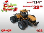 57060-CAT-powered-Challenger-MT975E-Kniktractor-1:32-Farmmodels-Crazy-Sales-Weken-superstunt-aanbiedingen
