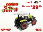 52535-Claas-Talos-230-limited-edition-3000#-1:32-USK-2015-Superstunt-aanbieding-OP=OP