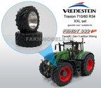 44946+B-Aluminium-vooras-velgen-Fendt-939-Facelift-+-Vredestein-XL-voorband--Ø-53.3-x-24.1-mm-banden-Fendt-939-facelift-Wiking-1:32-Expected