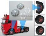 30134**-Ombouw-Inleg-deel-+-Center-Ring-t.b.v.-Super-Single-Smalle-Truck-banden-(=velg-kom+ring)-Ø-17.3-x-5-mm-1:32-(I)