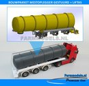 28160-Mestoplegger-ZONDER-BANDEN-(VMA-D-Tec)-3-asser-mest-trailer-(slurrytanker)-Bouwpakket-Basis-1:32